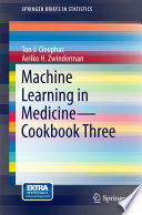 Machine Learning in Medicine   Cookbook Three