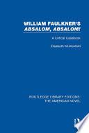 download ebook william faulkner's 'absalom, absalom! pdf epub