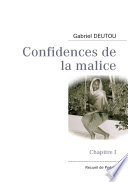 illustration Confidences de la malice