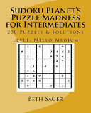 Sudoku Planet s Puzzle Madness for Intermediates