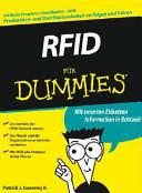 RFID f  r Dummies