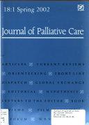 Journal of Palliative Care