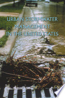 Urban Stormwater Management in the United States