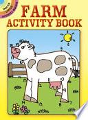 Farm Activity Book
