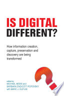 Is Digital Different