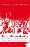 Kapitalismuskritik