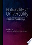 Nationality vs Universality