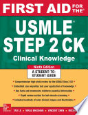 First Aid for the USMLE Step 2 CK  Ninth Edition