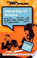 University of Arizona College Prowler Off the Record