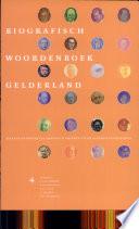 Biografisch woordenboek Gelderland