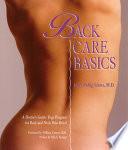 Back Care Basics