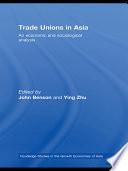 Trade Unions in Asia