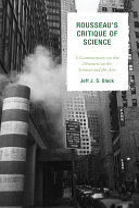Rousseau s Critique of Science