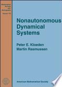 Nonautonomous Dynamical Systems