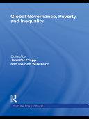 Global Governance, Poverty and Inequality