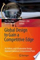 Global Design To Gain A Competitive Edge book