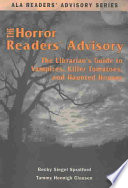 The Horror Readers  Advisory