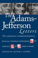The Adams Jefferson Letters Book PDF