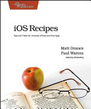 download ebook ios recipes pdf epub