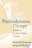 Psychodynamic Therapy This Engaging Guide Is Firmly Grounded In Contemporary