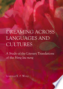 Dreaming Across Languages And Cultures
