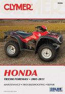 Honda TRX500 Foreman 2005 2011