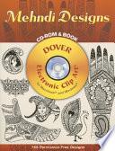 Mehndi Designs CD ROM and Book