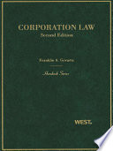 Gevurtz s Corporation Law  2d  Hornbook Series