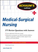 Schaum s Outline of Medical Surgical Nursing