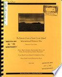 Saint Croix Island International Historic Site General Management Plan Book PDF