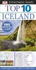 DK Eyewitness Top 10 Travel Guide  Iceland