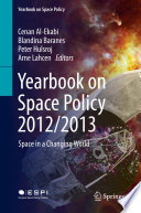 Yearbook on Space Policy 2012 2013