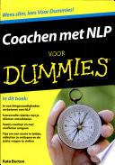 Coachen Met Nlp Voor Dummies Druk 1