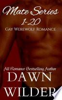 Mate Series 1 20 Gay Werewolf Romance  book