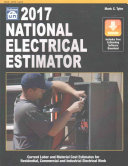 2017 National Electrical Estimator
