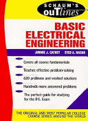 Schaum s Outline of Theory and Problems of Basic Electrical Engineering