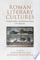 Roman Literary Cultures