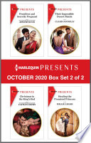 Harlequin Presents October 2020 Box Set 2 Of 2