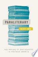 Paraliterary
