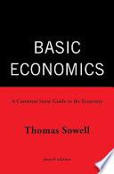 Basic Economics 4th Ed