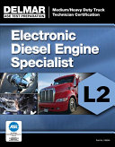 ASE Test Preparation Manual   Electronic Diesel Engine Diagnosis Specialist  L2