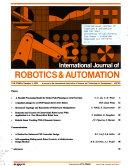 International Journal of Robotics   Automation