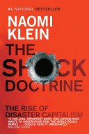 The Shock Doctrine-book cover