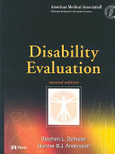 Disability Evaluation