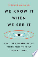 We Know It When We See It Book PDF