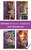 Harlequin Romantic Suspense July 2018