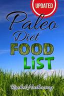 Updated Paleo Diet Food List Book