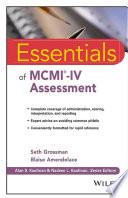 Essentials of MCMI IV Assessment