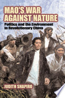 Mao S War Against Nature book