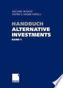 Handbuch Alternative Investments